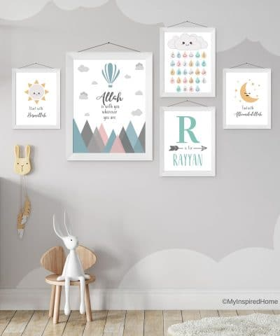 Kids Wall Art